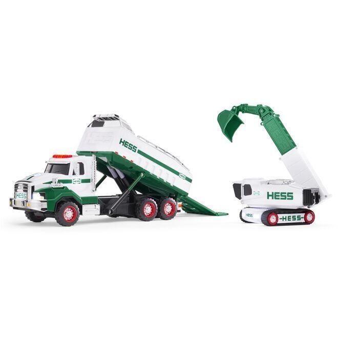 Hess Toy Trucks through the years | Newsday