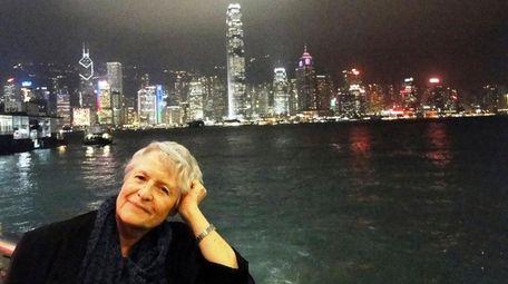 Susan Linnee in 2012 in Hong Kong. Linnee,