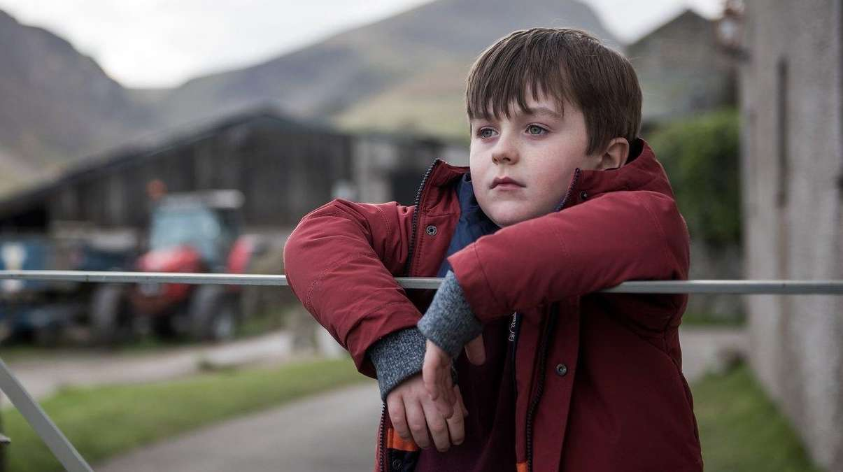 Max Vento stars as Joe Hughes in SundanceTV's