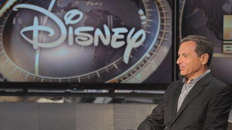 Disney CEO Robert Iger in 2013.
