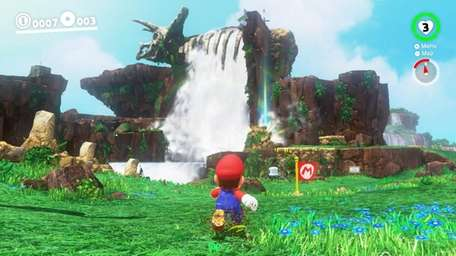 Longtime Mario fans will enjoy the historical hints
