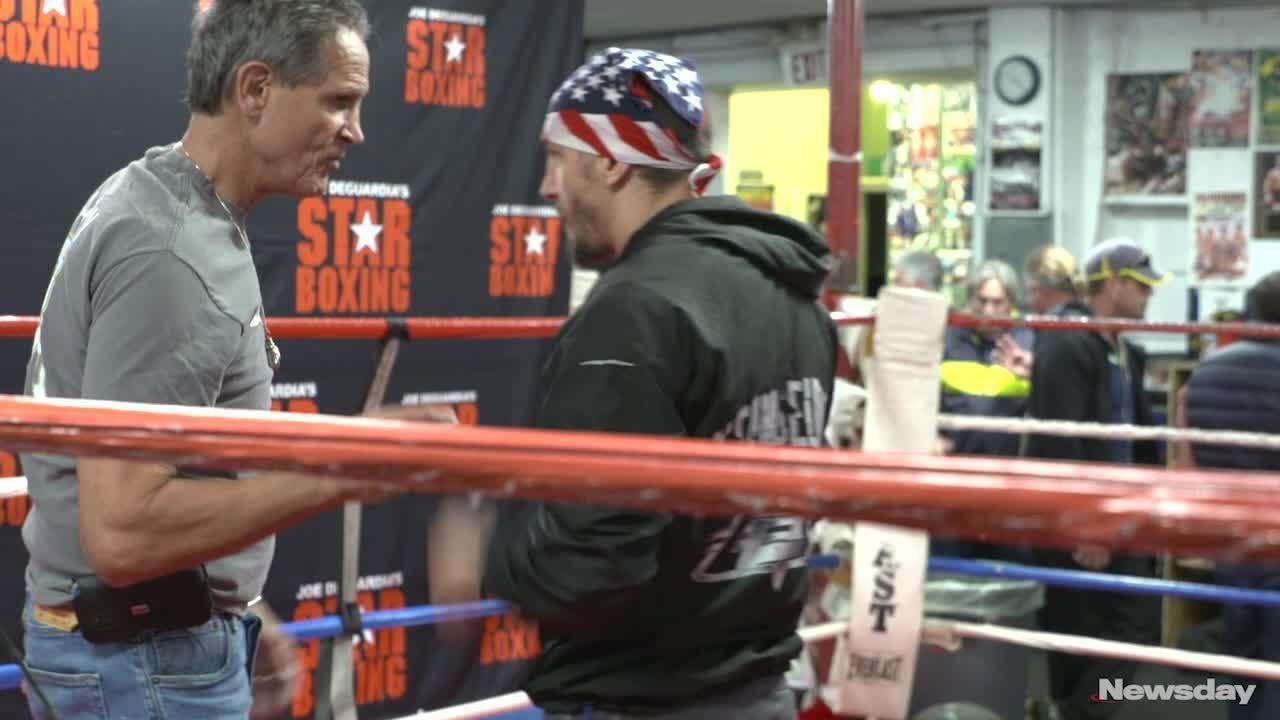 Unbeaten super lightweight Cletus Seldin talks about his