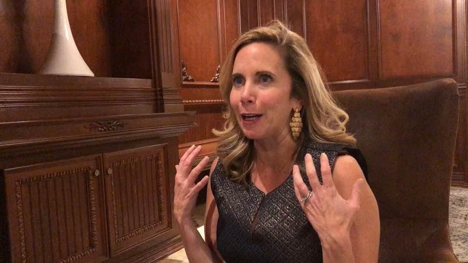 Laura Gillen, a Democrat who won the Nov.