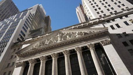 The New York Stock Exchange on Dec. 21,