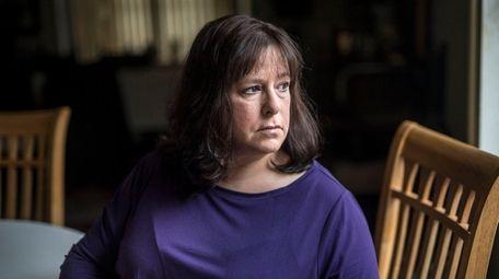 Lisa-Michelle Kucharz at her home in Valley Stream