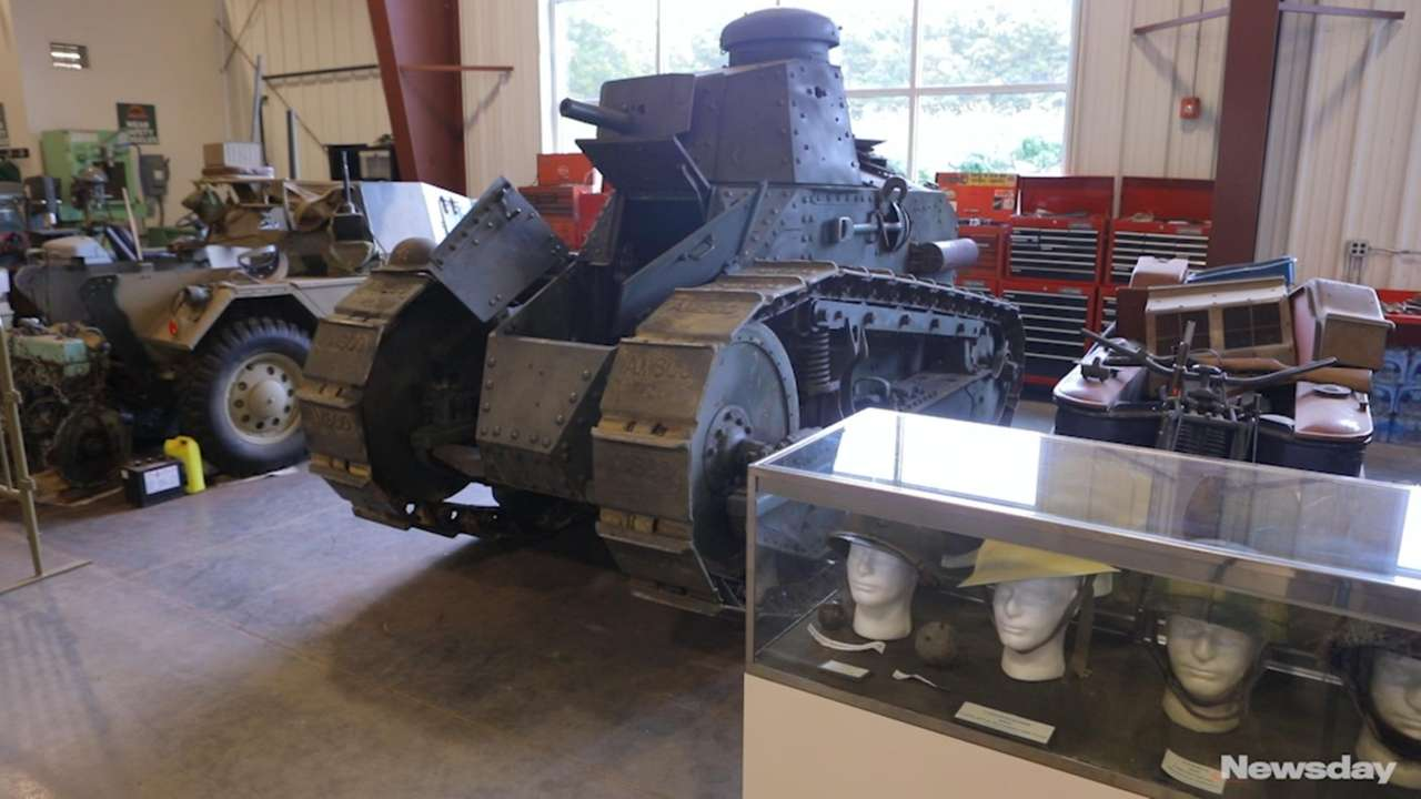 The Museum of American Armor in Old Bethpage