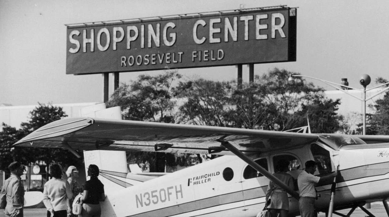 4270c0f72a0 Roosevelt Field through the years