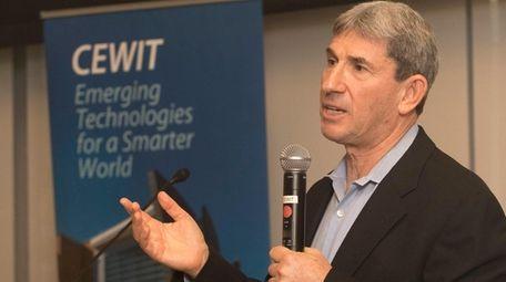 Dan Bodner, CEO of Verint, gives his keynote