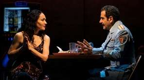 Katrina Lenk and Tony Shalhoub star in