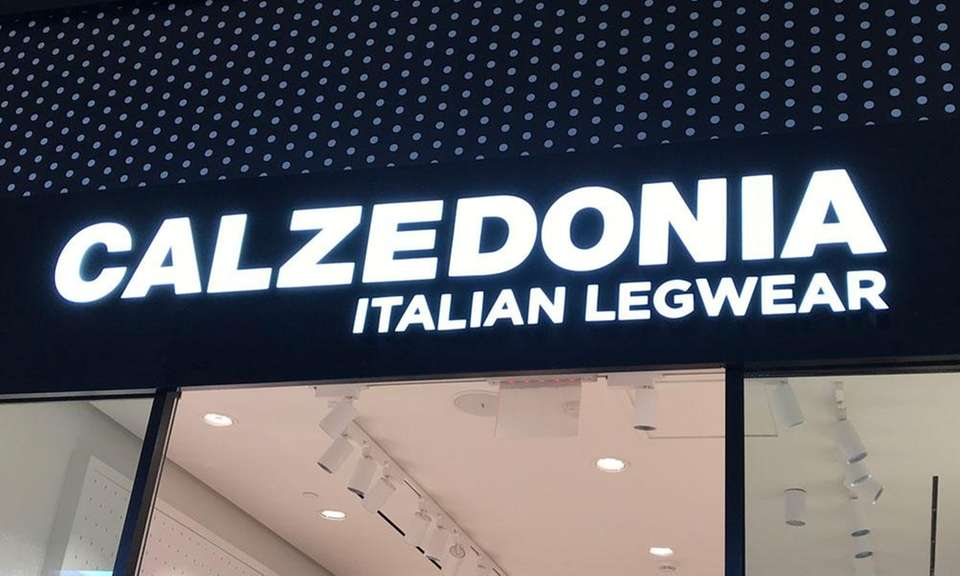 Calzedonia, an Italian legwear and beachwear retailer, opened