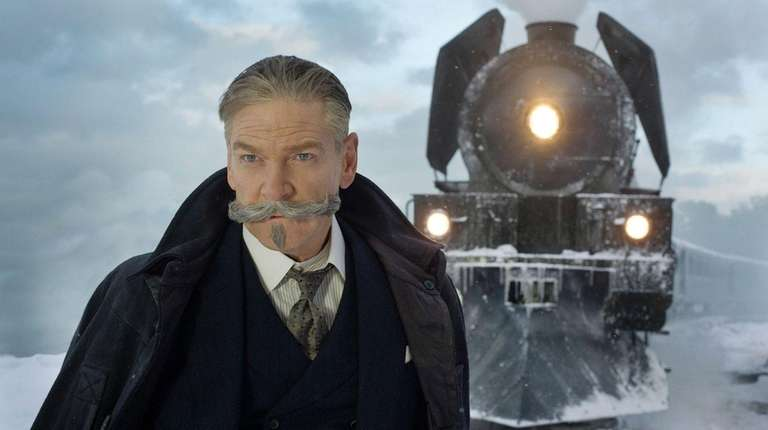 Director Kenneth Branagh also stars (along with his