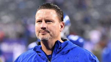 Giants coach Ben McAdoo said he doesn't know