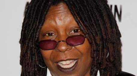 Actress/comedian Whoopi Goldberg attends the