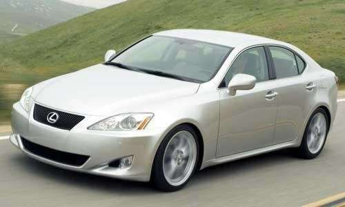 2006-2010 Lexus IS350