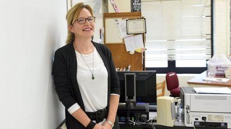 Marianne Schoepflin, a teacher at Smithtown High School