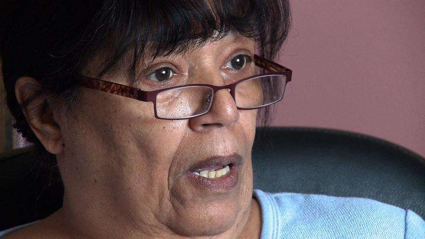 Mary Williams, 66, Elmont Takes care of her