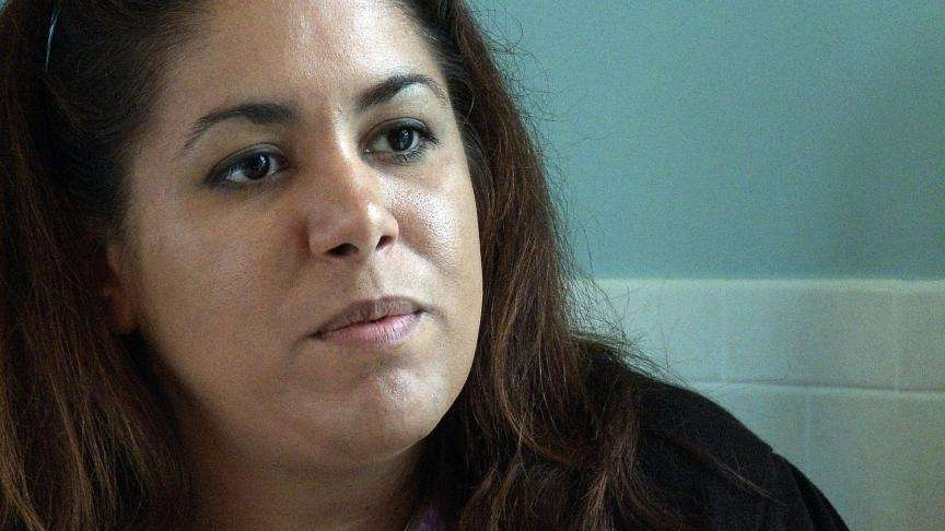 Kim Latkovich, 38, Manorville Helps care for her
