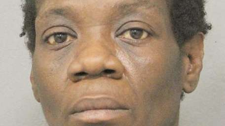 Lillian Jackson, 50, of Roosevelt was arrested in