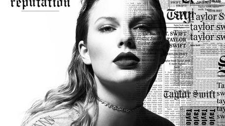 Taylor Swift's new album,