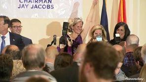 Nassau County Executive-elect Laura Curran on Thursday, Nov.