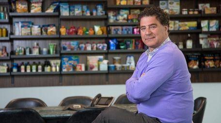 Irwin Simon, chief executive of Hain Celestial Group,