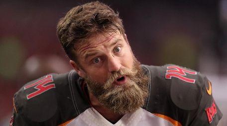 Tampa Bay Buccaneers quarterback Ryan Fitzpatrick on Oct.15,