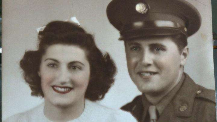 Marge and Bob Schreibman, who met as teenagers