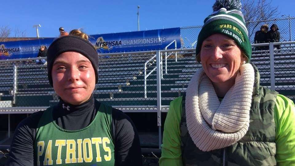 Ward Melville defeated Baldwinsville, 1-0, in the state