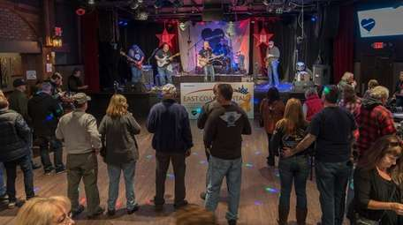 Five bands were scheduled to play at Vetstock
