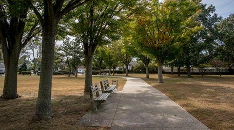 The Wynsum Avenue Park in Merrick, seen here