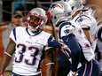 New England Patriots running back Dion Lewis (33)