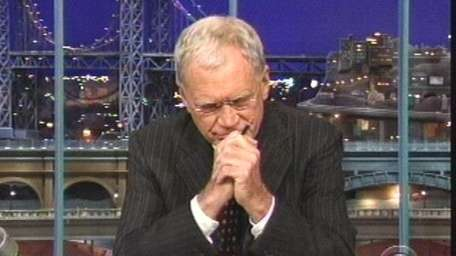 No. 1: The Year of Dave Yes, Letterman,