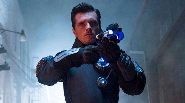 Josh Hutcherson plays a janitor and gamer tasked