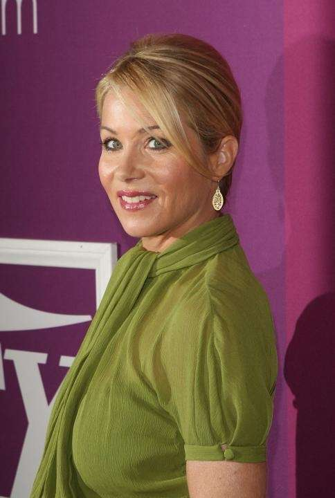 Actress Christina Applegate was diagnosed with breast cancer