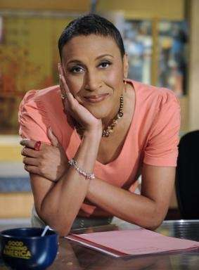 On Sept. 19, 2007, Robin Roberts, a co-anchor