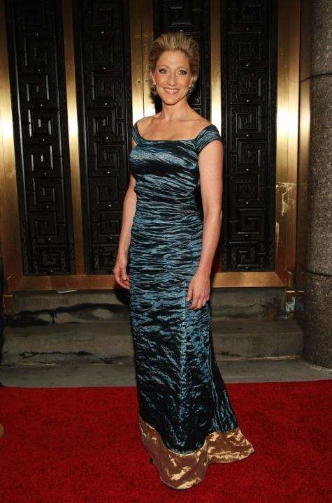Edie Falco was diagnosed with breast cancer in