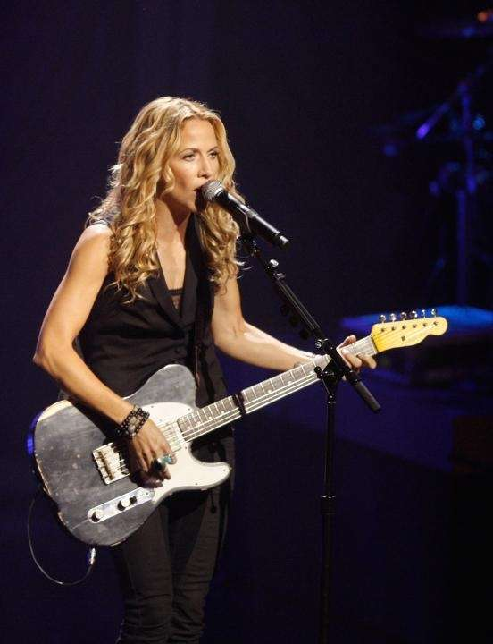 Rock musician Sheryl Crow was diagnosed with invasive