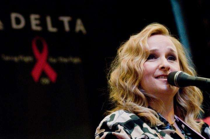 Grammy Award-winning musician Melissa Etheridge received a diagnosis
