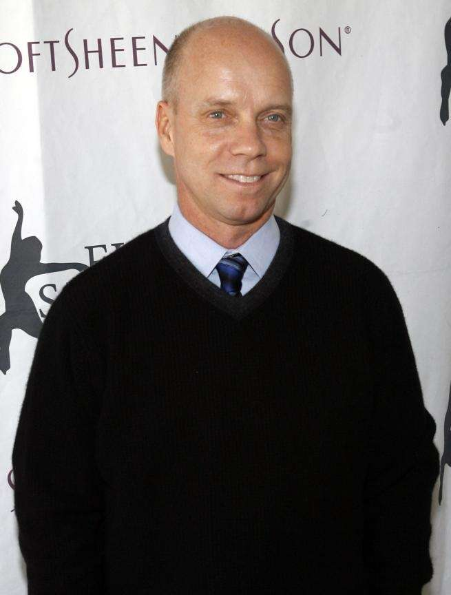 Gold medal-winning Olympic figure skater Scott Hamilton was