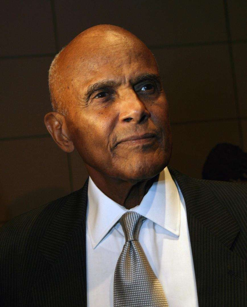 Singer and actor Harry Belafonte is a prostate