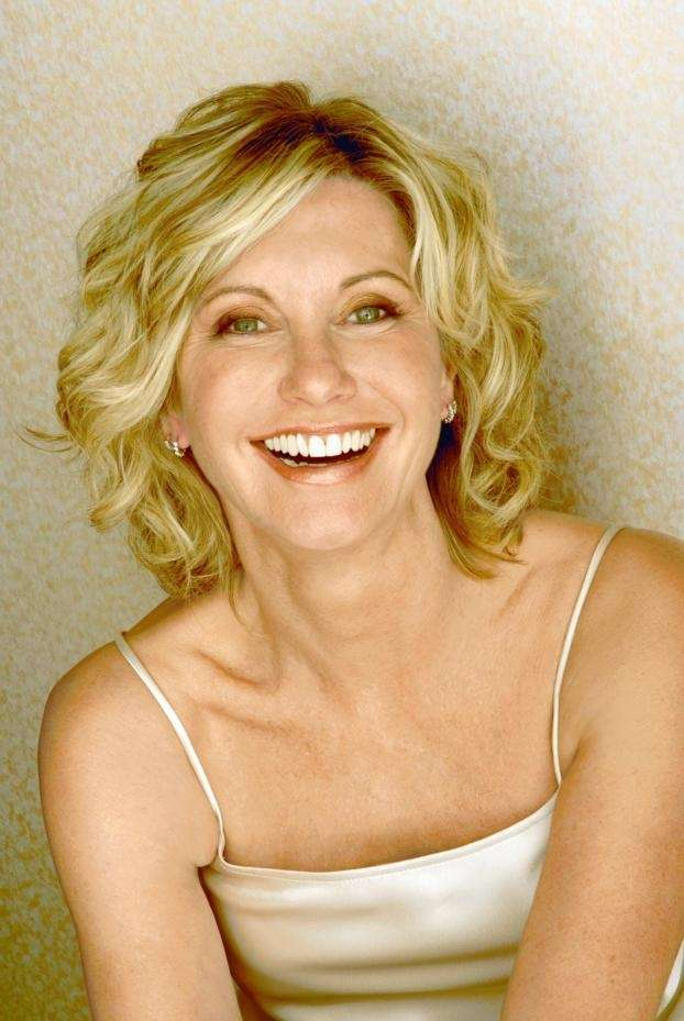 Actress and Grammy Award-winning singer Olivia Newton-John was