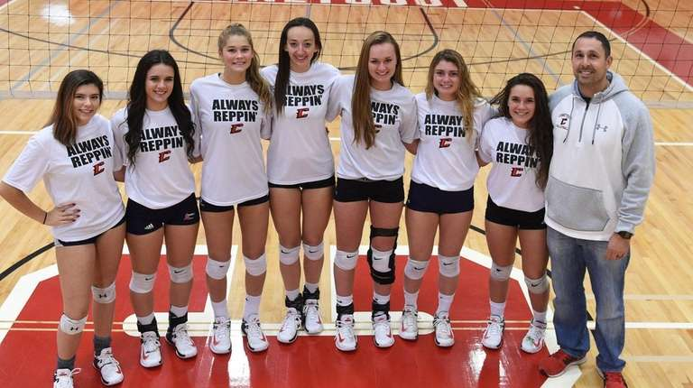 Six Connetquot girls volleyball players commit to colleges