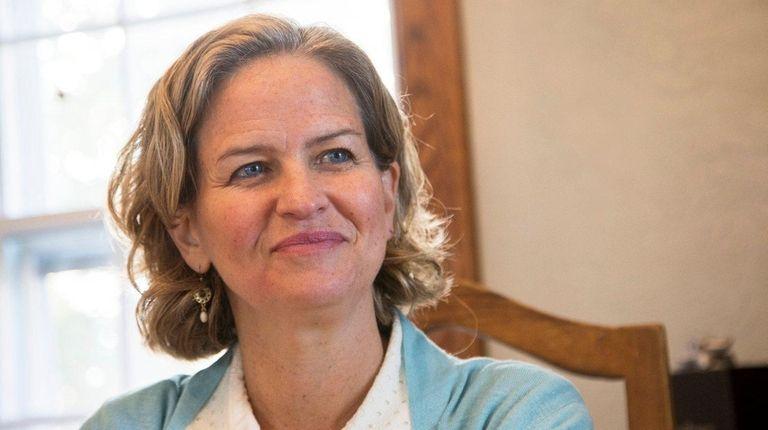 Nassau County Executive-elect Laura Curran, seen on Nov.