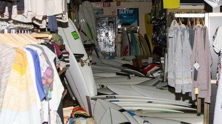 UnsOund Surf shop in Long Beach, seen here