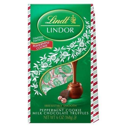 Available only at Target, these seasonal Lindor truffles