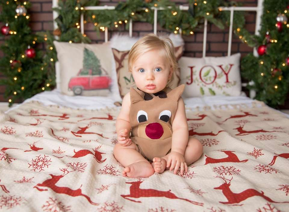 My First Christmas picture!