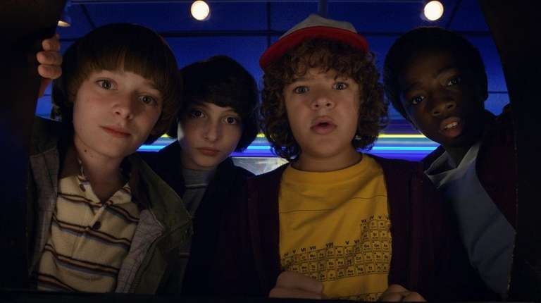 Netflix has found that 67 percent of its