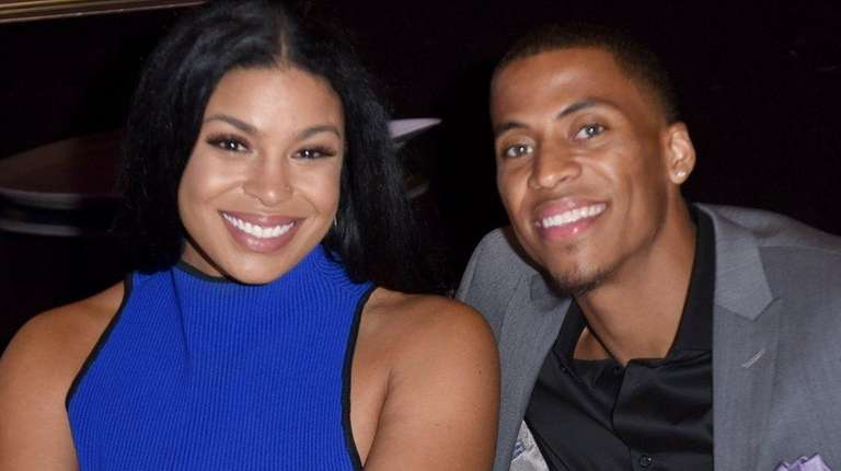 Jordin Sparks and her husband, Dana Isaiah.