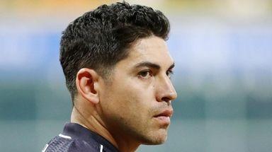 Yankees outfielder Jacoby Ellsbury.