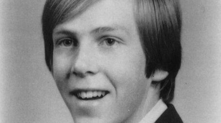 John Salveson in his 1973 St. Dominic High
